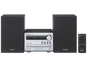 MICROSISTEM AUDIO HI-FI PANASONIC SC-PM250EC-S, CD PLAYER, TUNER FM, BLUETOOTH, USB, 20W - MICROSISTEM AUDIO HI-FI PANASONIC SC-PM250EC-S, CD PLAYER, TUNER FM, BLUETOOTH, USB, 20W