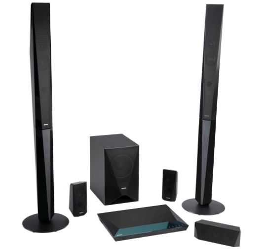 SISTEM HOME CINEMA 5.1 CU BLU-RAY 3D SONY BDVE4100