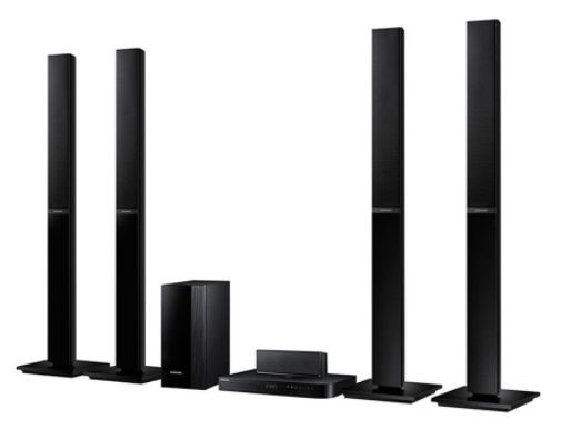 SISTEM HOME CINEMA 5.1 CU BLU-RAY SAMSUNG